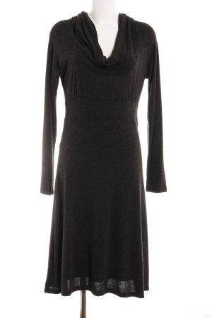 WE A-Linien Kleid taupe Casual-Look