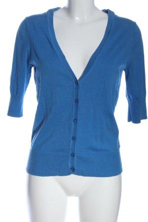WE Cardigan blau Casual-Look