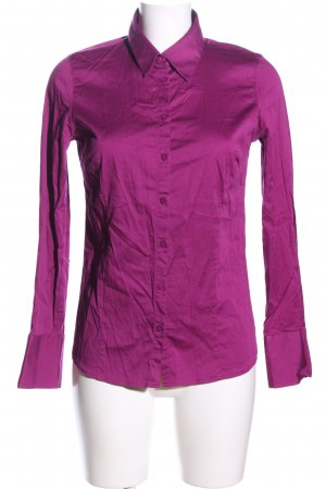 WE Fashion Langarmhemd pink Casual-Look