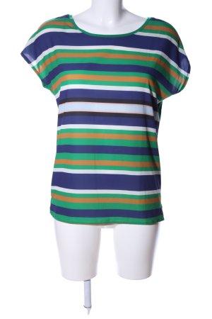 WE Fashion Ringelshirt Streifenmuster Casual-Look