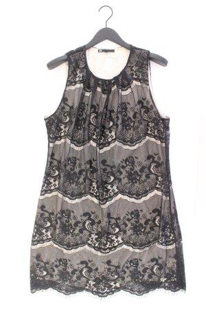 WE Fashion Robe en dentelle noir polyester