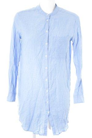 WE Langarm-Bluse himmelblau Casual-Look