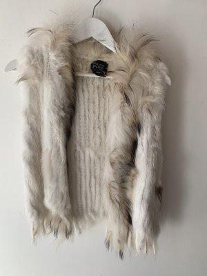 We Love Furs Fur Jacket multicolored