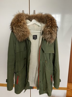 We Love Furs Parka