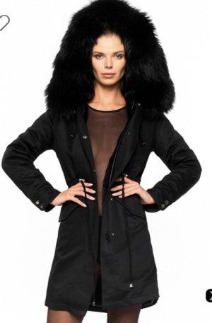 We Love Furs Pelliccia nero