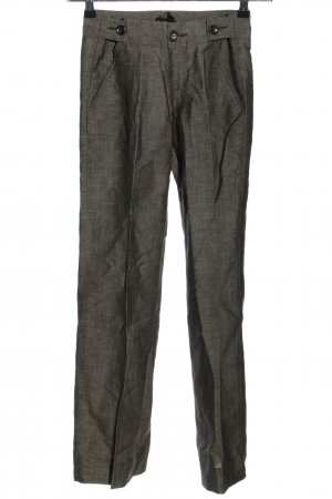 WE Marlene Trousers black flecked business style
