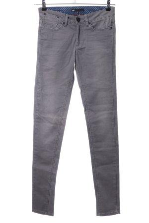 WE Skinny Jeans hellgrau Casual-Look