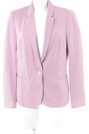 WE Sweatblazer pink Business-Look