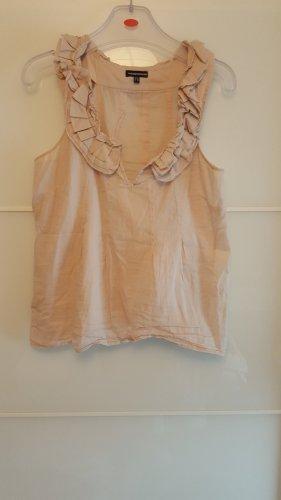 Wearhouse Ruche blouse rosé