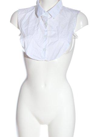 wearlizer Blouse kraagje wit zakelijke stijl