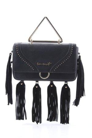 Weat Torebka mini czarny W stylu casual