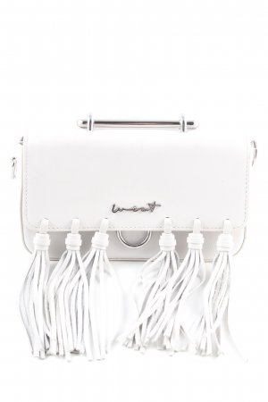 Weat Minibolso blanco look casual