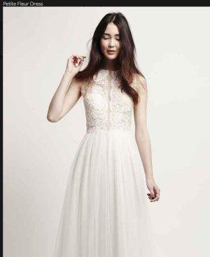 Kaviar Gauche Wedding Dress white polyamide