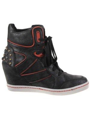 Wedge Stiefelette/ Sneaker