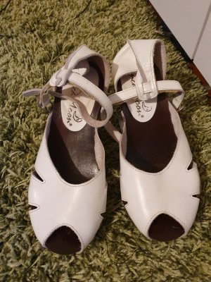 Wedge Sandals white