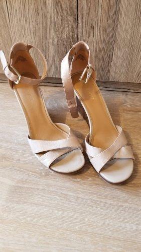 Wedges Sandalen mit Keilabsatz rose