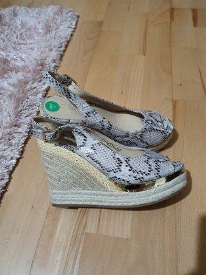 Wedge Sandals oatmeal