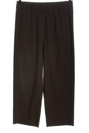 Weekday Pantalone largo marrone stile casual