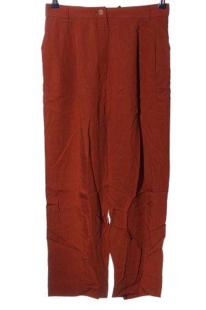 Weekday Baggy broek rood casual uitstraling