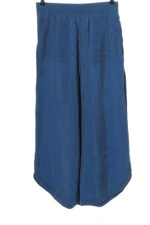 Weekday Baggy Pants blau Casual-Look