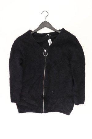 Weekday Cardigan Größe XS Langarm schwarz aus Polyamid