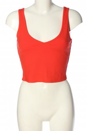 Weekday Cropped Top rot Casual-Look