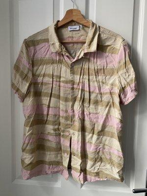 Weekday Camisa de manga corta multicolor