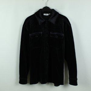 Weekday Veste oversize noir