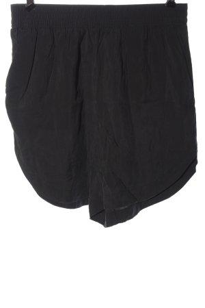 Weekday Hot pants nero puntinato stile casual