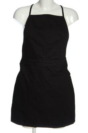 Weekday Jeanskleid schwarz Casual-Look