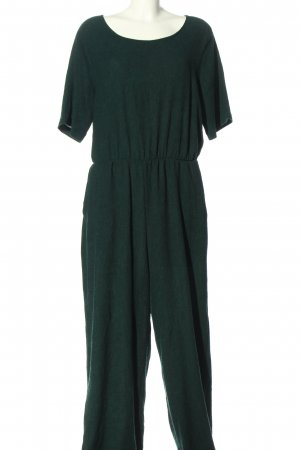 Weekday Jumpsuit grün Casual-Look