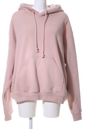 Weekday Kapuzensweatshirt pink Casual-Look