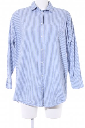 Weekday Langarmhemd Streifenmuster Business-Look