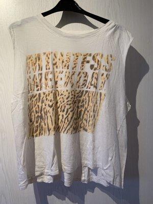 Weekday Camisa de tirantes para hombres blanco