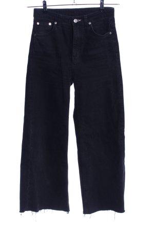 Weekday Marlene jeans zwart casual uitstraling