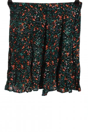 Weekday Mini rok volledige print casual uitstraling