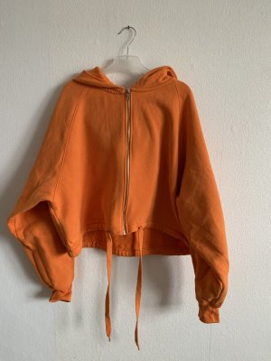 Weekday Hoody orange-neon orange