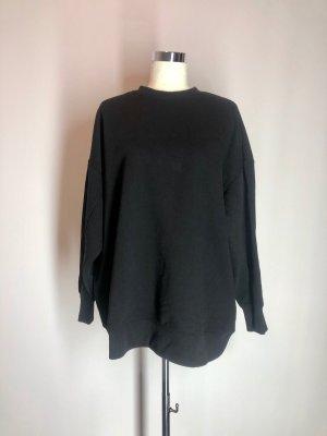 Weekday Oversized Sweatshirt, schwarz