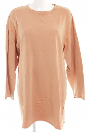 Weekday Pulloverkleid apricot Casual-Look