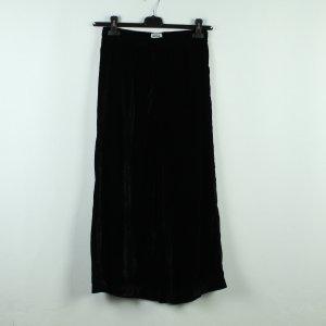 Weekday Marlene Dietrich broek zwart Polyester