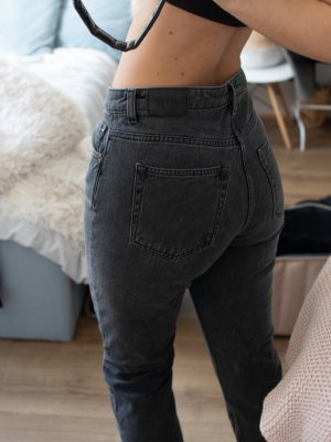 Weekday Seattle Jeans Gr. 26 High Waist / Straight Jeans