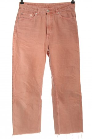 Weekday Straight-Leg Jeans nude Casual-Look
