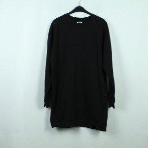 Weekday Sweaterkleid Gr. S schwarz