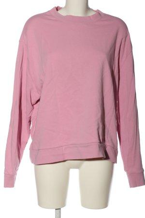 Weekday Sweatshirt pink Casual-Look