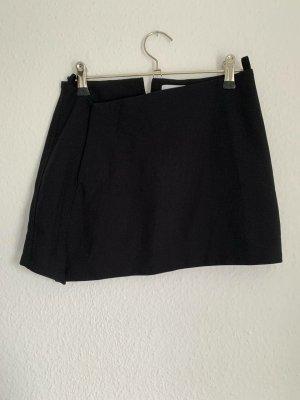 Weekday Mini rok zwart