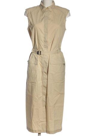 Weekend Max Mara Shirtwaist dress cream casual look