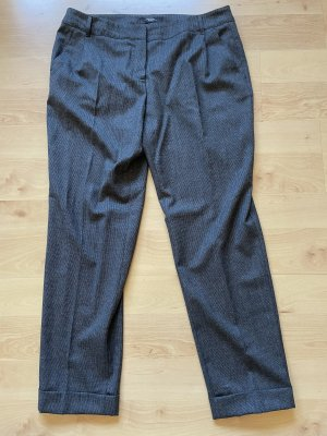 Weekend Max Mara Woolen Trousers grey