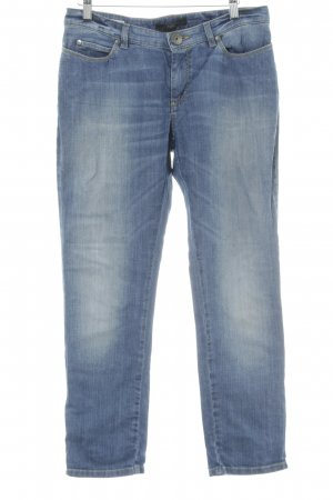 Weekend Max Mara Low Rise Jeans light blue casual look