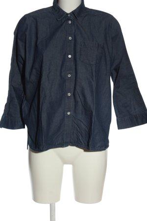 Weekend Max Mara Denim Shirt blue casual look