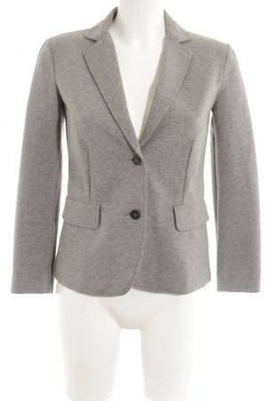 Weekend Max Mara Jerseyblazer hellgrau Business-Look